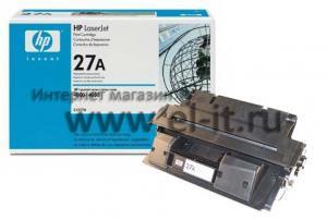 HP LaserJet 4000 / 4050