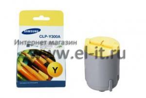 Samsung CLP-300 / 300N / 3160N / 3160FN (yellow)