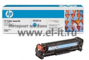HP Color LaserJet CP2025 / CM2320 (cyan)