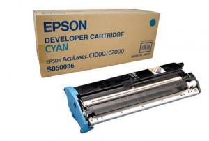 Epson AcuLaser-С1000 / C2000 (Голубой)