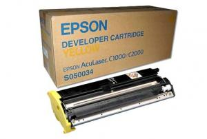 Epson AcuLaser-С1000 / C2000 (Желтый)