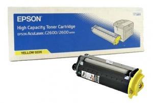 Epson AcuLaser-2600 / AcuLaser-C2600 (Желтый)
