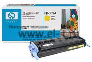 HP Color LaserJet 1600 / 2600 / 2605 (yellow)