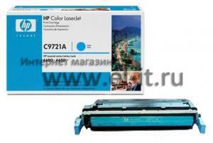 HP Color LaserJet 4600 / 4650 (cyan)